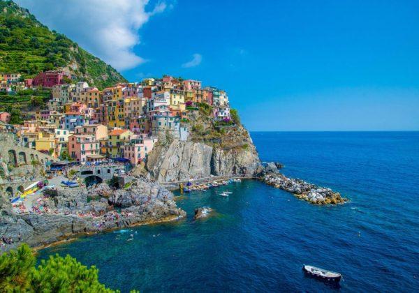 איטליה – צ'ינקווה טרה ופורטו ונרה