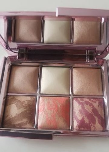 Hourglass ambient lighting- פודרות הארה